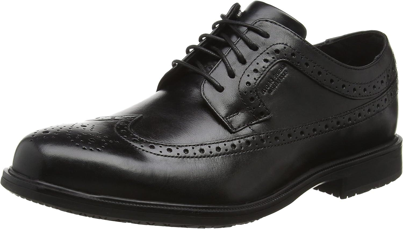 TALLA 44 EU. Rockport Essential Details Ii Wingtip,  Zapatos Brouges para Hombre
