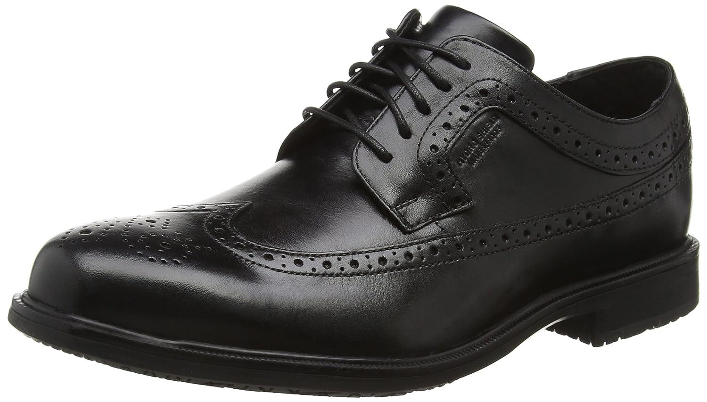 TALLA 44 1/2 EU 10 UK. Rockport Essential Details Ii Wingtip,  Zapatos Brouges para Hombre