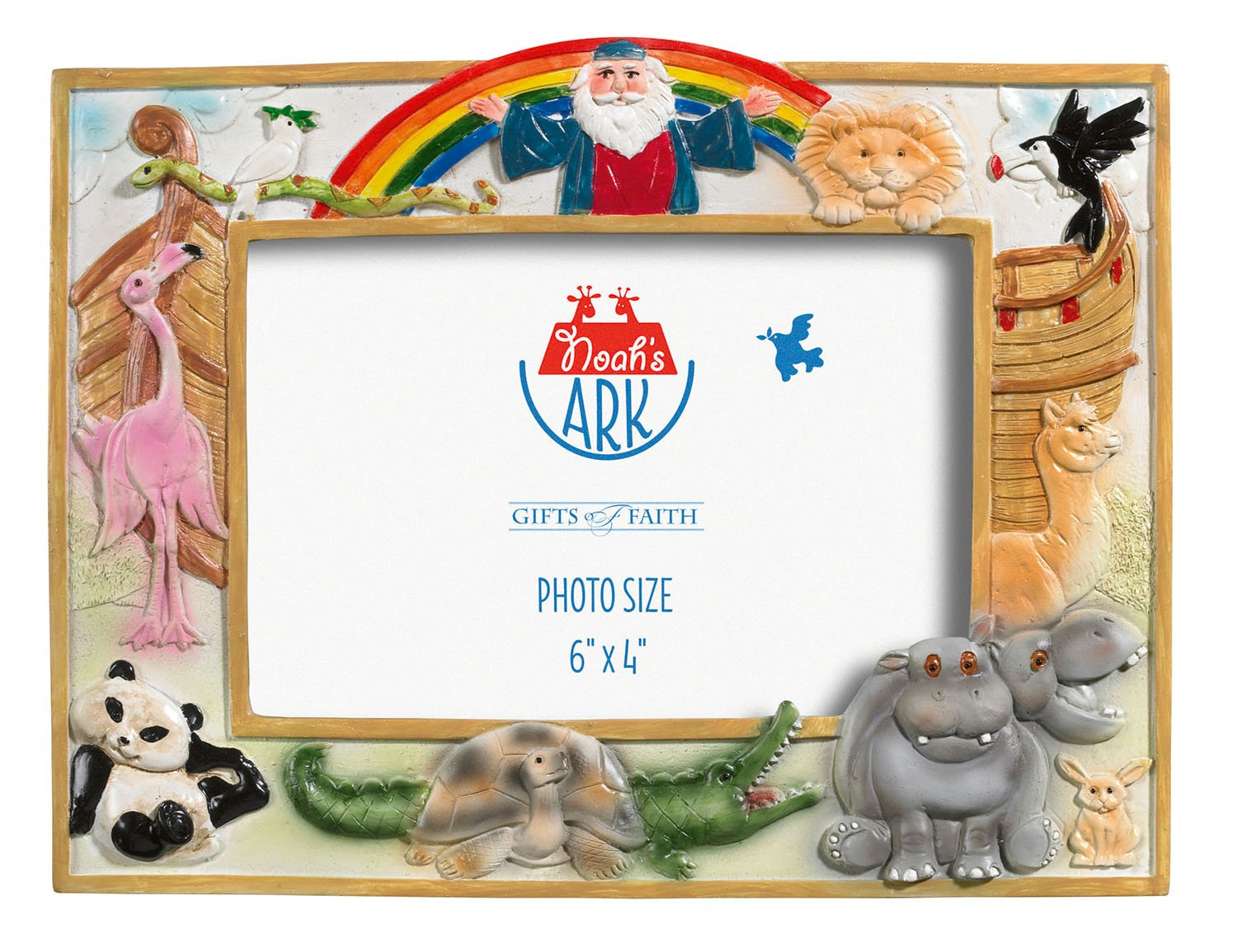 Faithworks Noahs Ark Photo Frame Creative Brands VS087