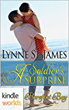 Barefoot Bay: A Soldier's Surprise (Kindle Worlds Novella) (Beyond Valor Book 2)