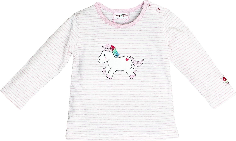 SALT AND PEPPER Baby-Jungen Bg Stripes T-Shirt