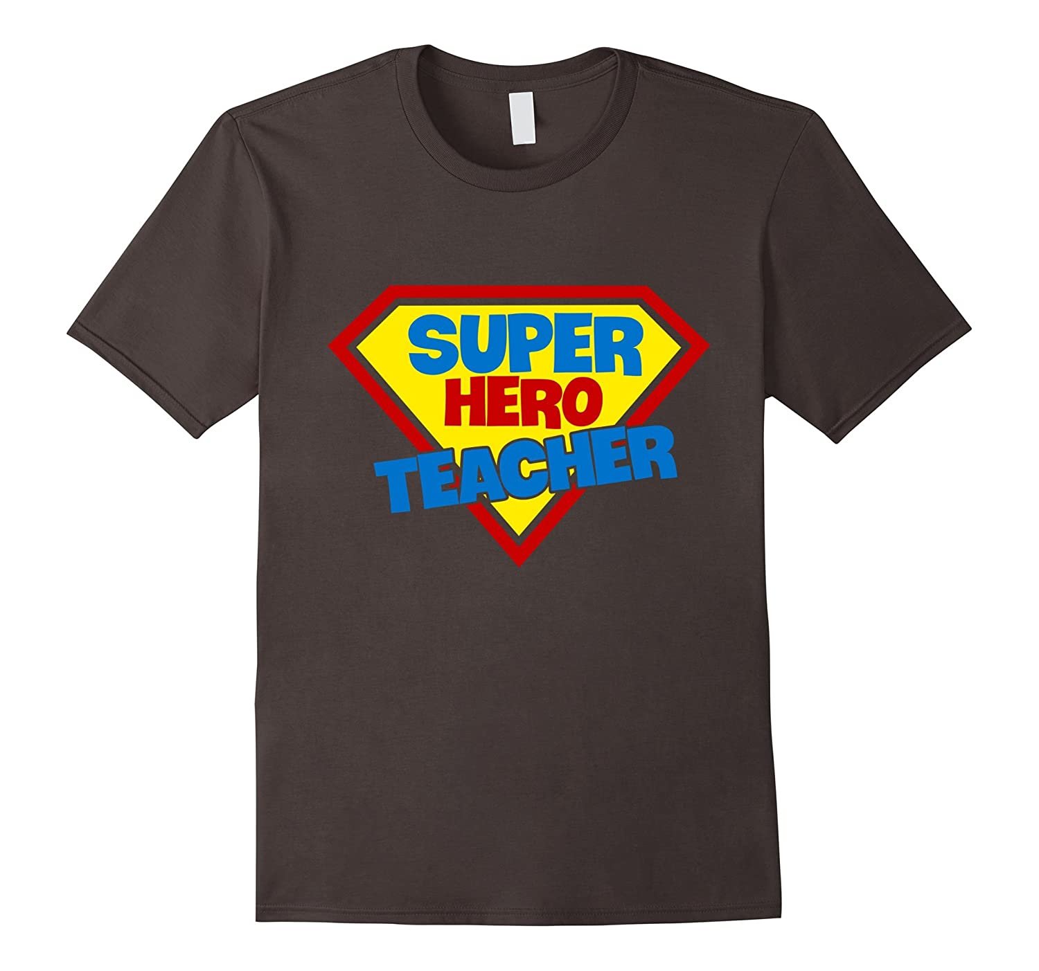 Super hero teacher