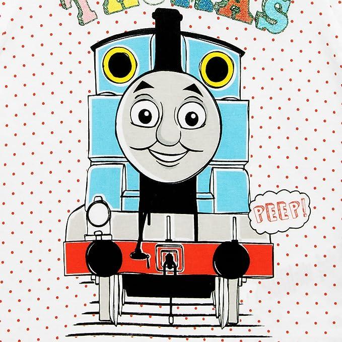Il Trenino Thomas Thomas The Tank Biancheria Intima delle Ragazzi Confezione da 5
