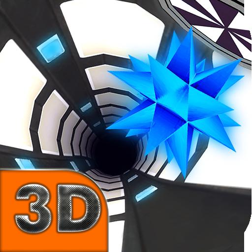 Speed Tunnel Rush: Turbo Racing 3D
