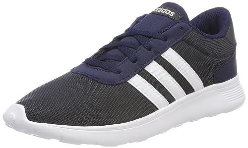 new product 09a56 904a7 adidas Lite Racer K, Zapatillas de Deporte Unisex para Niños Amazon.es  Zapatos y complementos