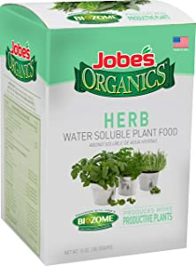 Org Herb Plant Food 10oz