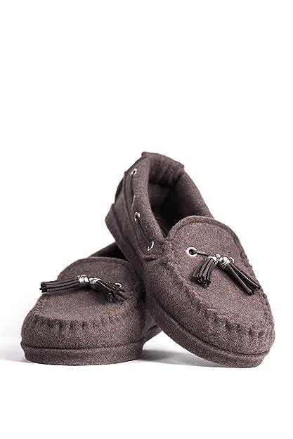BELITI - Mocasines clásicos para Mujer, Marrón (Marrón), 8 US, 6,5 UK, 40 EU: Amazon.es: Zapatos y complementos