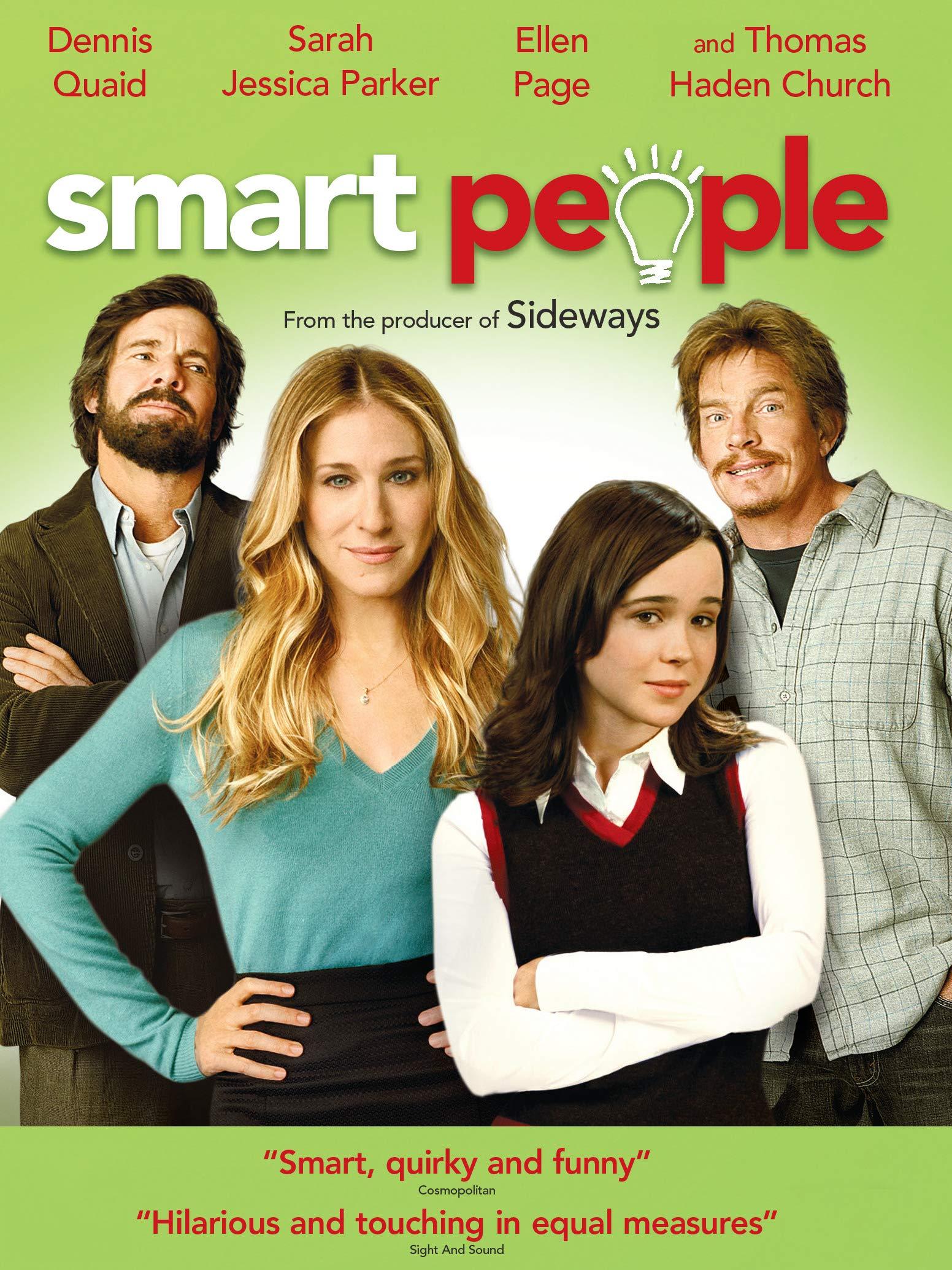 Smart People on Amazon Prime Video UK