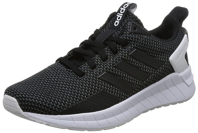 adidas Questar Ride W, Chaussures de Gymnastique Femme, Gris (Carbon S18/Core Black/Grey Two F17 Carbon S18/Core Black/Grey Two F17), 36 2/3 EU