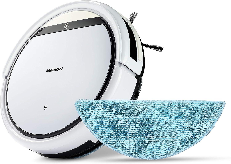Aspirateur robot Medion MD18500 50059290 gris 1 pc(s