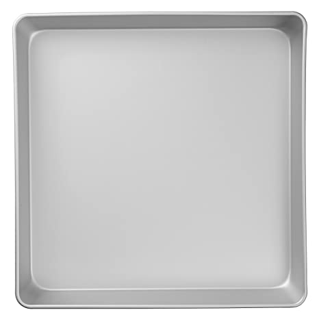 Amazon Wilton Performance Pans Aluminum Square Cake Pan 14 Inch Kitchen Dining