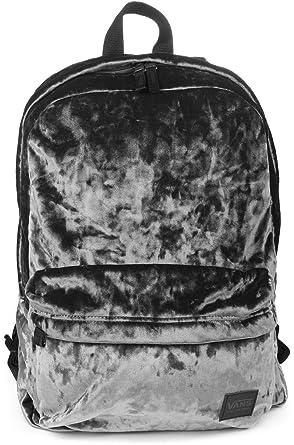 11eb172fdd6 Vans Backpack - Deana III grey black  Amazon.co.uk  Luggage