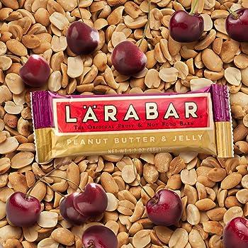 16-Count Larabar Peanut Butter & Jelly 1.7 oz Bars