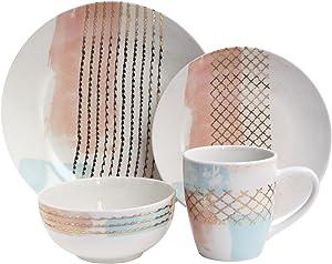 American Atelier Dinnerware Set (Pink)
