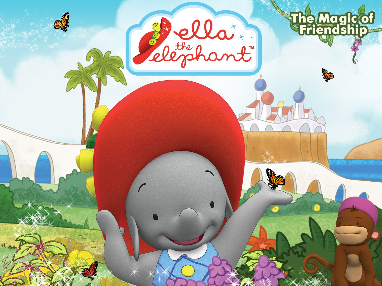 238a4e6f3ea84 Amazon.com  Watch Ella the Elephant  The Complete First Part