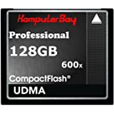 Komputerbay 128Go Professional Compact Flash Carte CF 600X 90MB/s Extreme Speed UDMA 6 RAW 128 Go