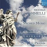 Niccolo Jommelli - Roma,1751 - Musica Sacra