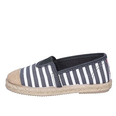 c3abef19e57bd CIENTA Espadrilles bébé garçon Textile Gris  Amazon.fr  Chaussures ...
