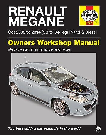 renault megane repair manual haynes manual service manual workshop rh amazon co uk Renault Grand Scenic Renault Megane 1997