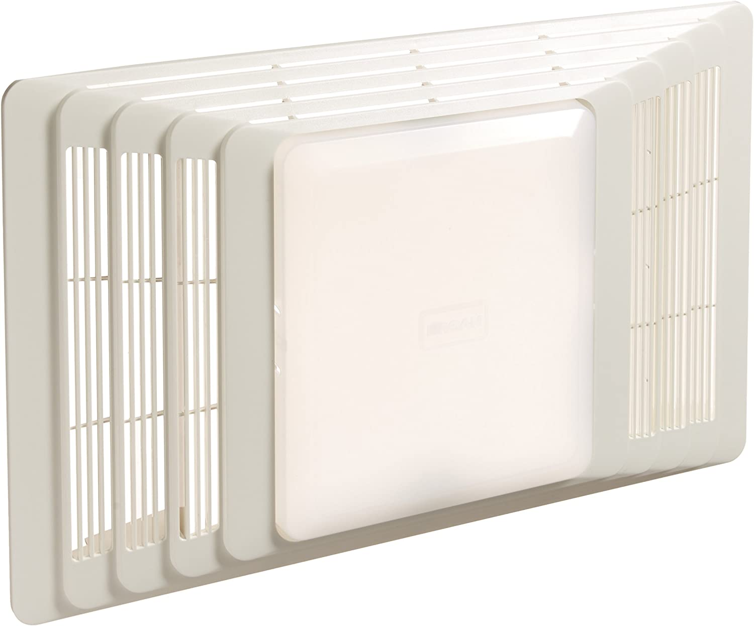 Amazon Com Broan S97013662 Bathroom Fan Cover Grille And Lens Assembly Kit Home Kitchen
