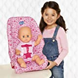 Chicco Car Booster Seat for Baby Dolls [Amazon Exclusive]