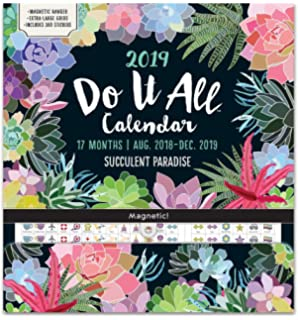 Amazon.com : Orange Circle Studio 2019 Do It All Planner ...