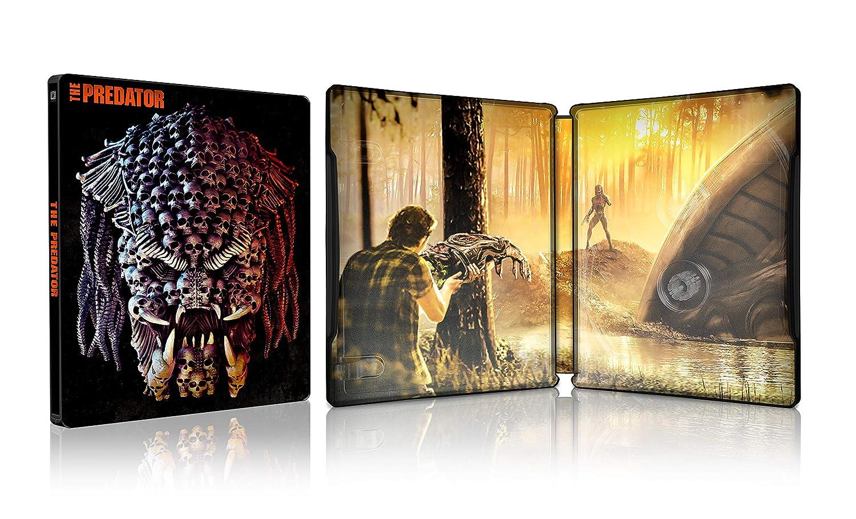 ザ・プレデター Amazon.co.jp限定 The Predator 2018 steelbook スチールブック