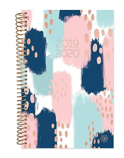 Bloom Daily Planners 2019-2020 Planificador académico de año ...