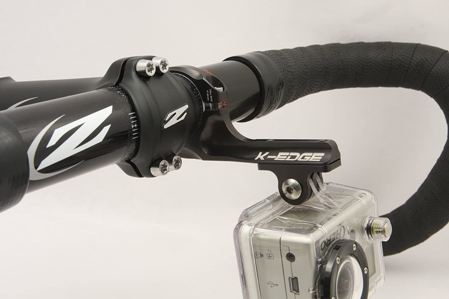 NEW K-EDGE GO BIG Pro Handlebar Mount for GoPro Hero