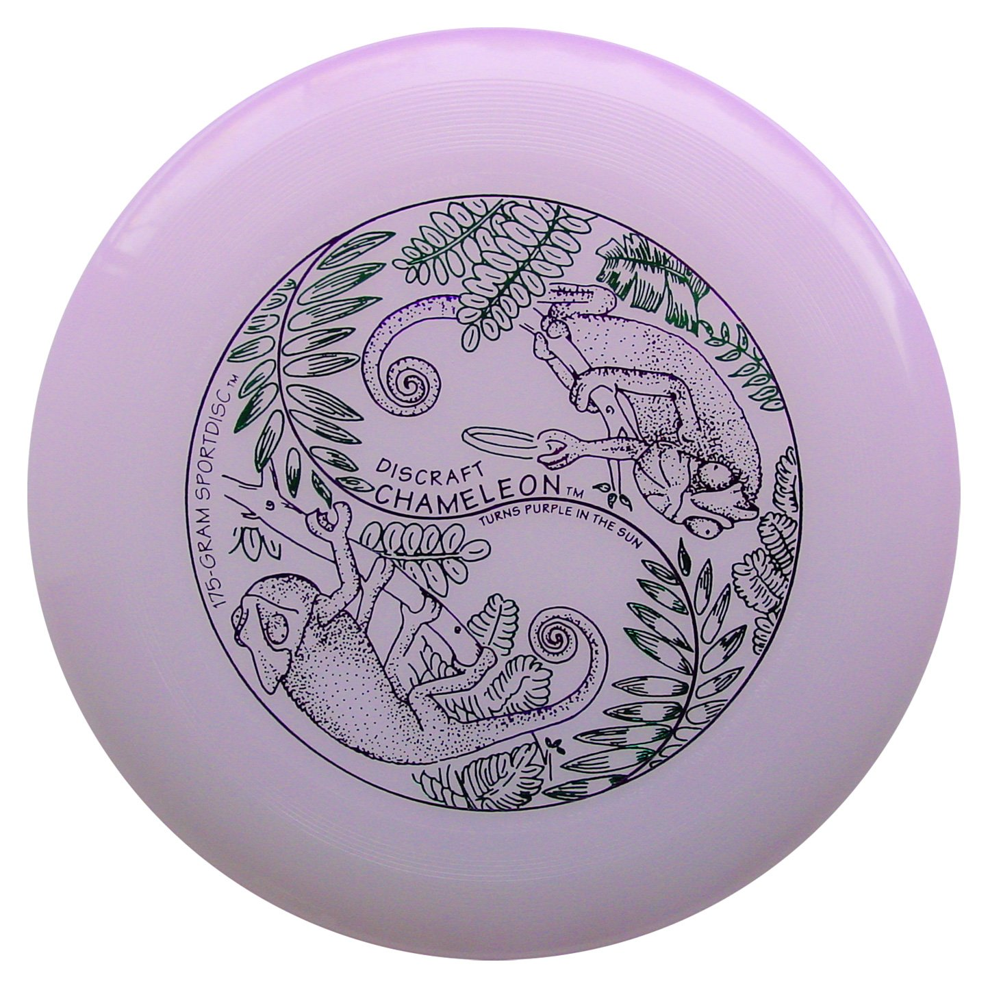 Frisbee Profesional Discraft 175 gramos / 27cm. Ultra Sta...