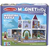 Melissa & Doug Magentivity Magnetic Dress-Up Play Set – Medieval Castle