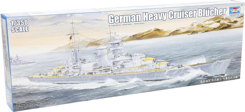 Trumpeter German Heavy Cruiser Blucher Model Kit