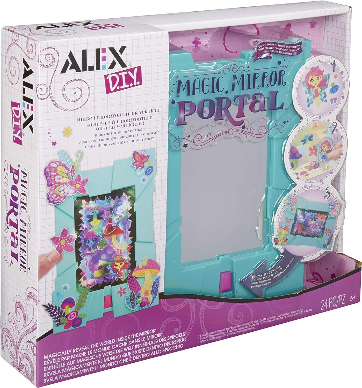 Alex DIY Magic Mirror Portals Fairy Forest Kids Art and Craft Activity