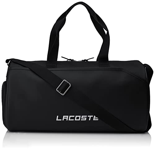 Lacoste NH2353UT Ultimum Bolsa de viaje para Hombre, Color Negro (Black)