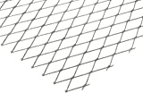 Carbon Steel Raised Expanded Sheet, Unpolished