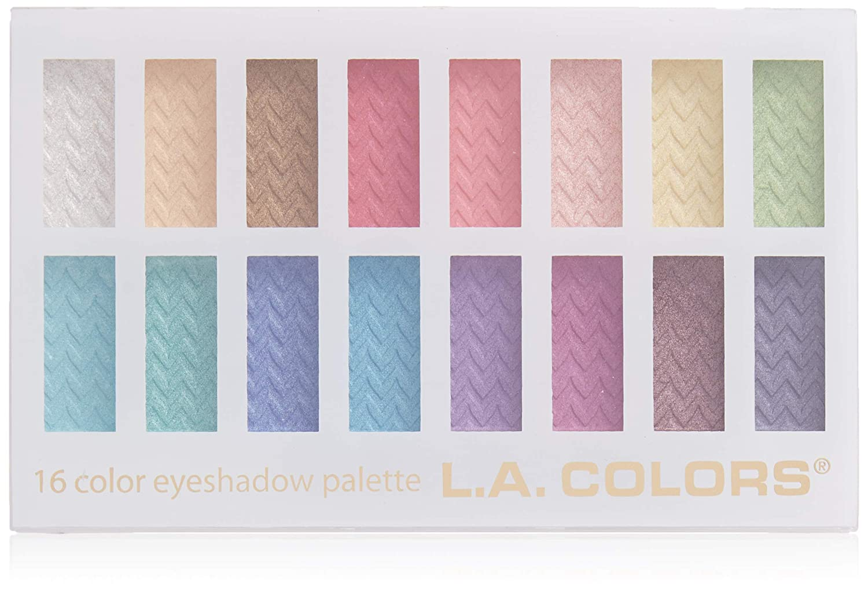 The Best Pastel Eyeshadow Palettes