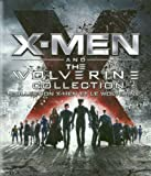 X-Men and The Wolverine Collection (X-Men / X2 / X-Men 3: The Last Stand / X-Men Origins: Wolverine / X-Men: First Class / The Wolverine) [Blu-ray]