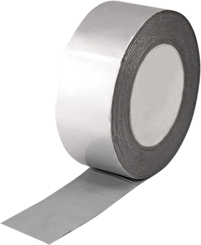 Alu Butylband selbstklebend, 10m x 100mm x 1,5mm Poppstar Alu Butyl Klebeband