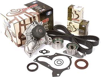 Fit 87-01 Toyota Camry Celica 2.0L 2.2L Timing Belt GMB Water Pump Kit 3SFE 5SFE