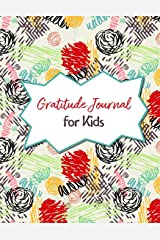 Gratitude Journal for Kids: Daily Prompts and Questions Paperback