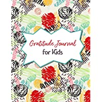 Gratitude Journal for Kids: Daily Prompts and Questions