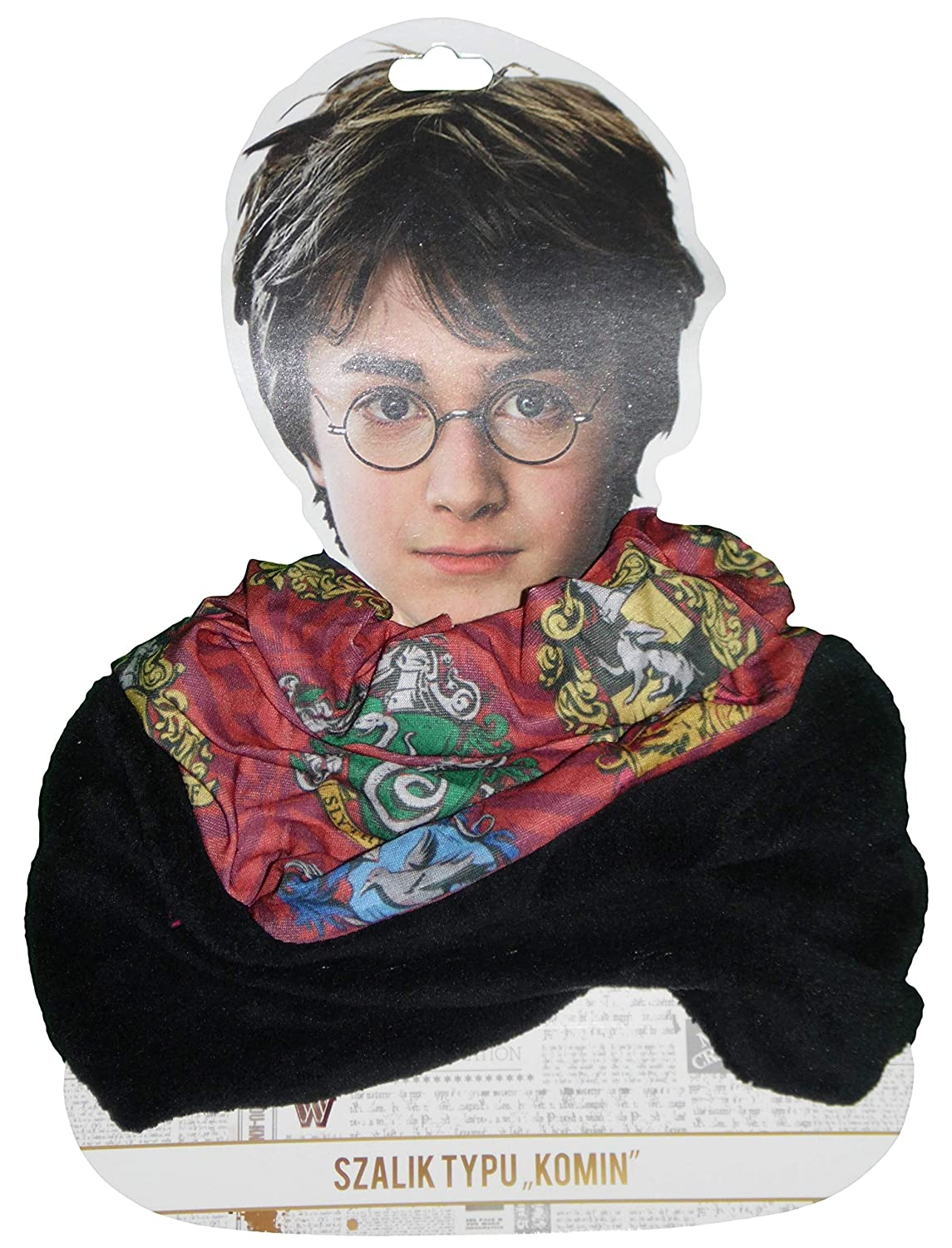 HARRY POTTER Scaldacollo Invernale Snood