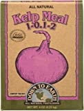 Down To Earth Organic Kelp Meal Fertilizer Mix 1-0.1-2, 0.5 lb