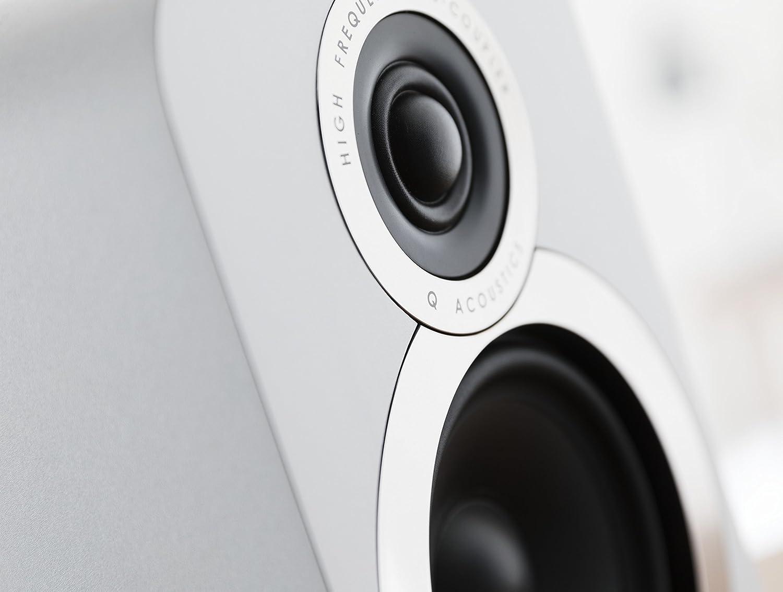 Q Acoustics 3010i Par de Altavoces compactos para estanter/ía
