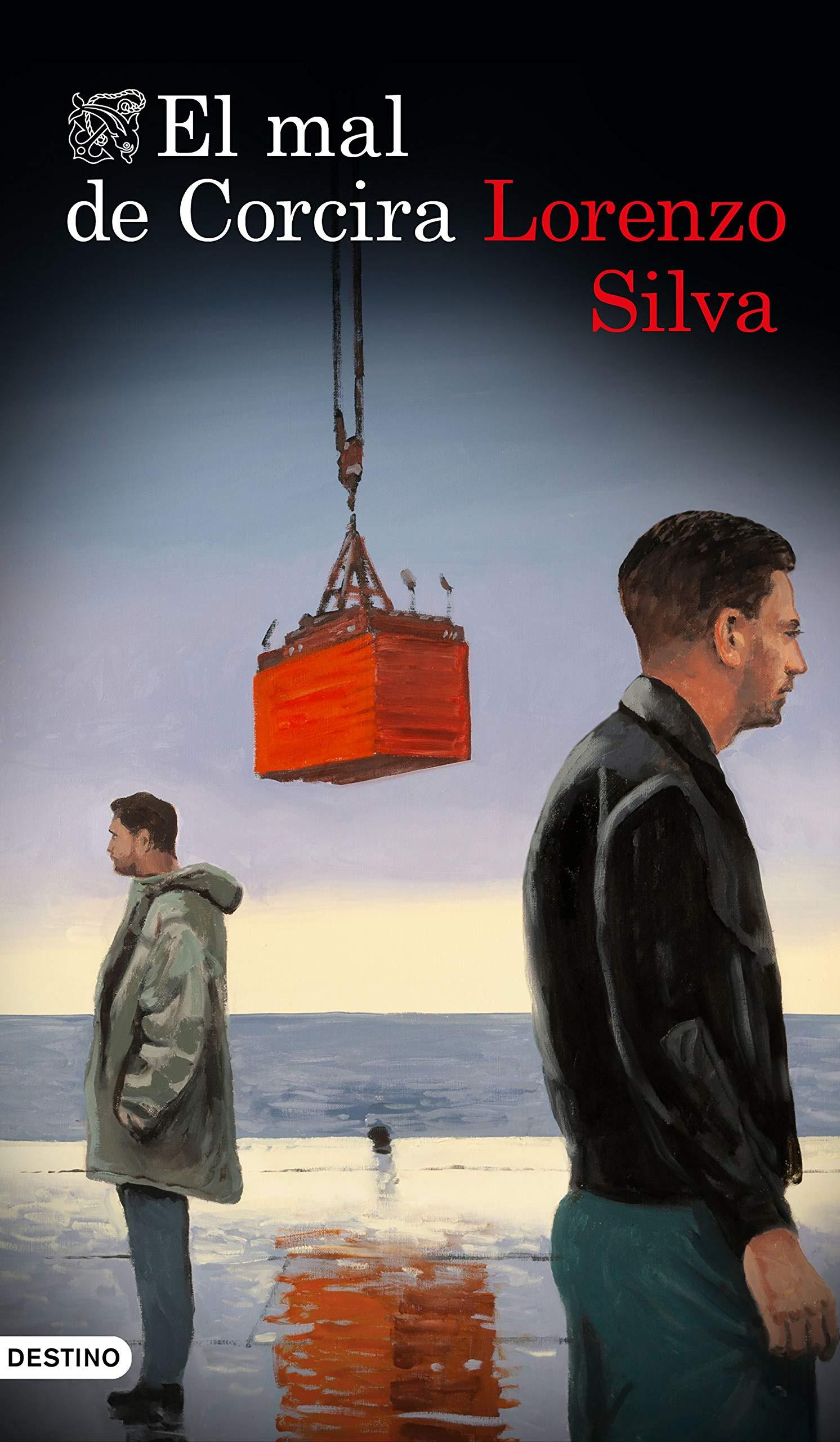 El mal de Corcira (Serie Bevilacqua) por Lorenzo Silva