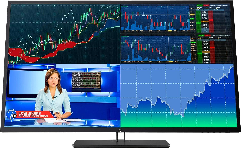"HP LED-Backlit LCD Monitor 42.5"" Black Pearl (1AA85A4#ABA)"