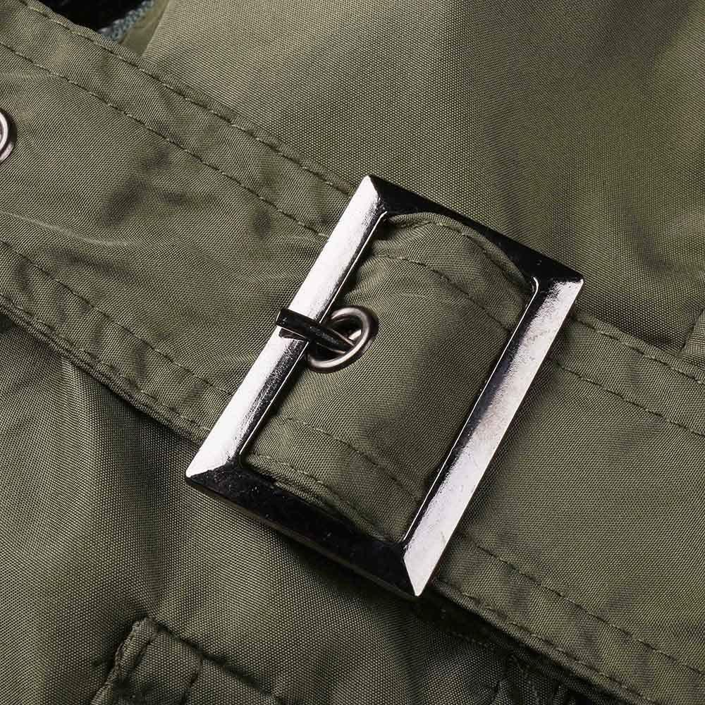 LEXUPE Femmes Manteau Veste De Pluie Solide Coupe-Vent D/éContract/é /à Manches Longues pour Sweat /à Capuche Ext/éRieur Imperm/éAble Taille Coupe-Vent