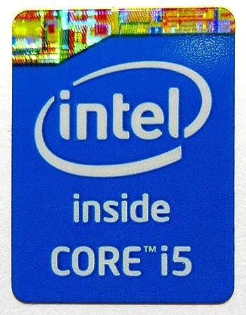 Original Intel Core i5 Inside Sticker 16 x 21mm [746]