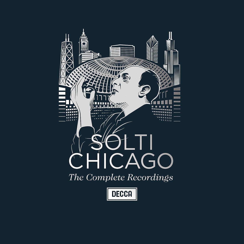 Solti - Chicago: Grabaciones Completas: Georg Solti, Varios: Amazon.es: Música