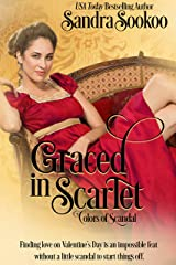 Graced in Scarlet (Colors of Scandal Book 5) Kindle Edition